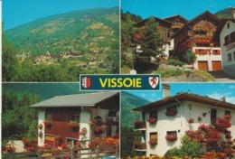 C. P. - PHOTO - VISSOIE - MULTIVUES - 4 VUES - 8399 - PERROCHET - VS Valais