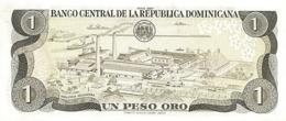 DOMINICAN REPUBLIC P. 126a 1 P 1984 UNC - Dominicana
