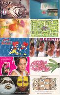 26 Télécartes ALLEMAGNE Différentes (lot1) - Allemagne