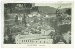 Larochette. Panorama. Fabrik Buchler-Reuland - Larochette