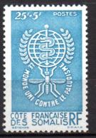 Col17  Colonie Cote Des Somalis N° 304  Neuf XX MNH Luxe  Cote 10,00€ - Côte Française Des Somalis (1894-1967)