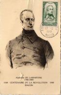 - Alphonse DE LAMARTINE -  - - Escritores