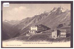 RIFFELBERG  - TB - VS Valais