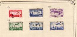 France  1930/36     Oblitérés     0 - Frankreich