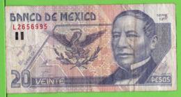 MEXIQUE / 20 PESOS - Mexico