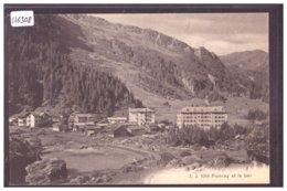 FIONNAY - AU DOS: HOTELS CARRON  - TB - VS Valais