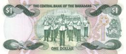 BAHAMAS P. 43a 1 D 1984 UNC - Bahamas