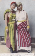 Cpa (colorisée / Glacée)-afri-algerie-personnages-jeunes Femmes-edi J.Geiser. N°29 - Women