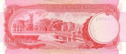 BARBADOS P. 29 1 D 1973 UNC - Barbados