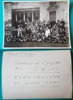 Foto Oratorio Di S. Gregorio Al Celio - Premiazione 26 Gennaio 1941 - Lieux