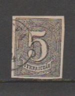 """HUNGARY-"""" Cut Out From A Fiscal Document Railway Transport Waybill"""" - Postal Stationery"""