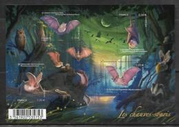 France F4739 Les Chauves-Souris N++ - Blocchi & Foglietti