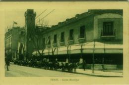 AFRICA -TUNISIA - TUNIS - CASINO MUNICPAL - EDIT A.M. 1920s (BG4034) - Tunisia