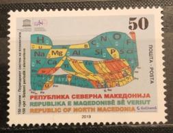 Macedonia North, 2019, 150 Anniversary Of Periodic System (MNH) - Macedonia