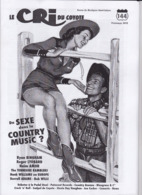 C 6) Livres, Revues > Jazz, Rock, Country, Blues > 60 Pages  (Format > A 4) - Culture
