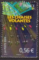 La Fete Foraine - FRANCE - Manège, Les Chaises Volantes - N° 4378 - 2009 - Usados