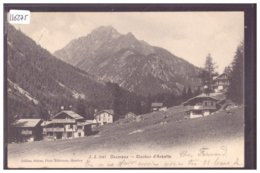CHAMPEX - CLOCHER D'ARPETTE - TB - VS Valais
