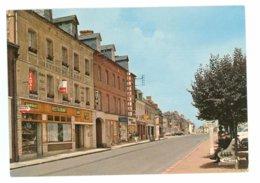 76 -- LES GRANDES VENTES - LE BOURG - LES COMMERCANTS (Restaurant...Tabac...Teleavia...) - France