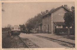 16 Cherves De Cognac. La Gare - Other Municipalities