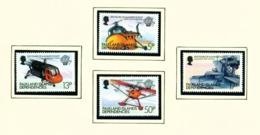 FALKLAND ISLAND DEPENDENCIES - 1983 Manned Flight Set Unmounted/Never Hinged Mint - Gilbert- En Ellice-eilanden (...-1979)