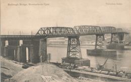 REGNO UNITO-NEWCASTLE REDHEUGH BRIDGE - Newcastle-upon-Tyne