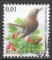Belgium 2004. Scott #1970 (U) Bird, Rossignol Philoméle - België