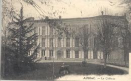 CPA Aubiac Le Château - Autres Communes