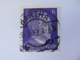 Deutsches Reich  785  O - Used Stamps