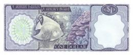 CAYMAN ISLANDS P.  5a 1 D 1974 UNC - Isole Caiman