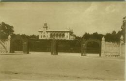 AFRICA -TUNISIA -TUNIS - ENTREE DU PARC DU BELVEDERE  - PHOTO SOLER - 1920s (BG4042) - Tunisia