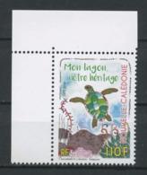CALEDONIE 2019 N° 1364 ** Neuf MNH  Superbe Faune Tortue Environnement Le Lagon Dessin Turtle Animaux - Nueva Caledonia