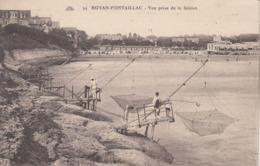 ROYAN-PONTAILLAC - Vue Prise De La Falaise - Royan