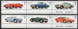 GREAT BRITAIN 2013 British Auto Legends - 1952-.... (Elizabeth II)