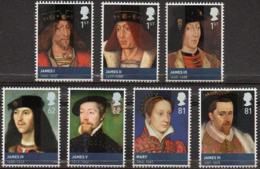 GREAT BRITAIN 2010 Kings And Queens: House Of Stewart - 1952-.... (Elizabeth II)