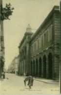 AFRICA -TUNISIA -TUNIS - HOTEL DES POSTES - ND PHOT.  - 1910s (BG4048) - Tunisia