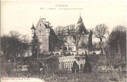 CPA Léran Le Château - Frankrijk
