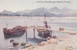 LE CREUX SAINT-GEORGES - Saint-Mandrier-sur-Mer
