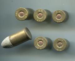 9mm PN Gévelot, Percussion Centrale - Decorative Weapons