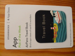 Starbucks / ITunes Card USA 2015 - Gift Cards