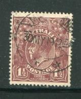 AUSTRALIE- Y&T N°34- Oblitéré - Gebruikt