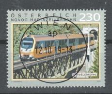 """Österreich 2019: """"Mariazellerbahn""""  Gestempelt (s.Foto) - 1945-.... 2. Republik"""