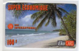 ANTILLES EKO CARD PREPAYE 5000 Ex - Antillen (Frans)