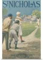 @@@ MAGNET - St. Nicholas Baseball - Advertising