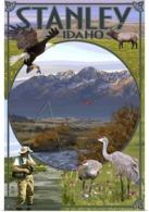 @@@ MAGNET - Stanley, Idaho - Advertising