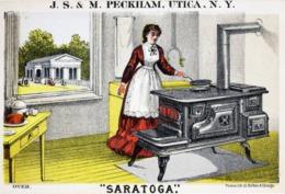 @@@ MAGNET - Stove, Saratoga - Advertising