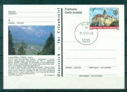 Autriche  1990 - Entier Postal  Soll - 5 S - Entiers Postaux