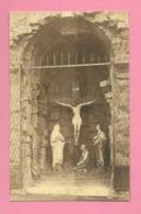 C.P. Wasmes =  Petit-Wasmes :  Le  Calvaire Parent Restauration En 1927 - Colfontaine
