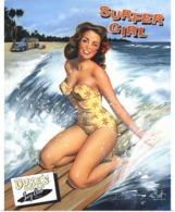 @@@ MAGNET - Surfer Girl - Publicitaires