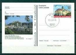 Autriche  1990 - Entier Postal  Salzbourg - 5 S - Entiers Postaux