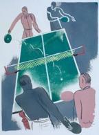@@@ MAGNET - Table Tennis - Advertising
